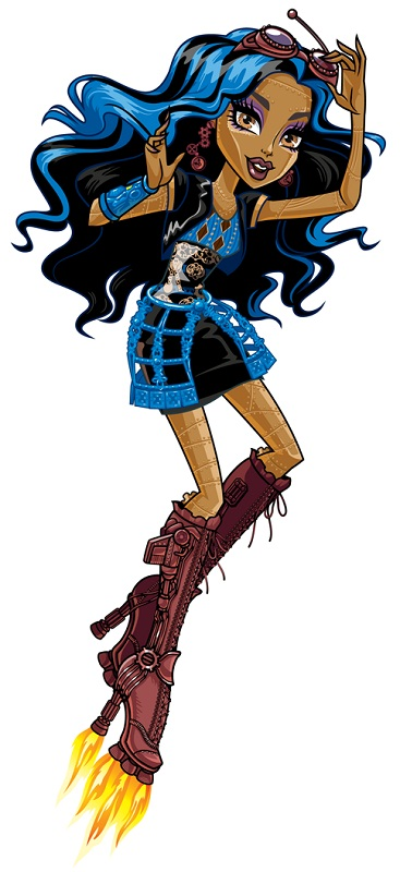 Monster High Robecca Steam.jpg