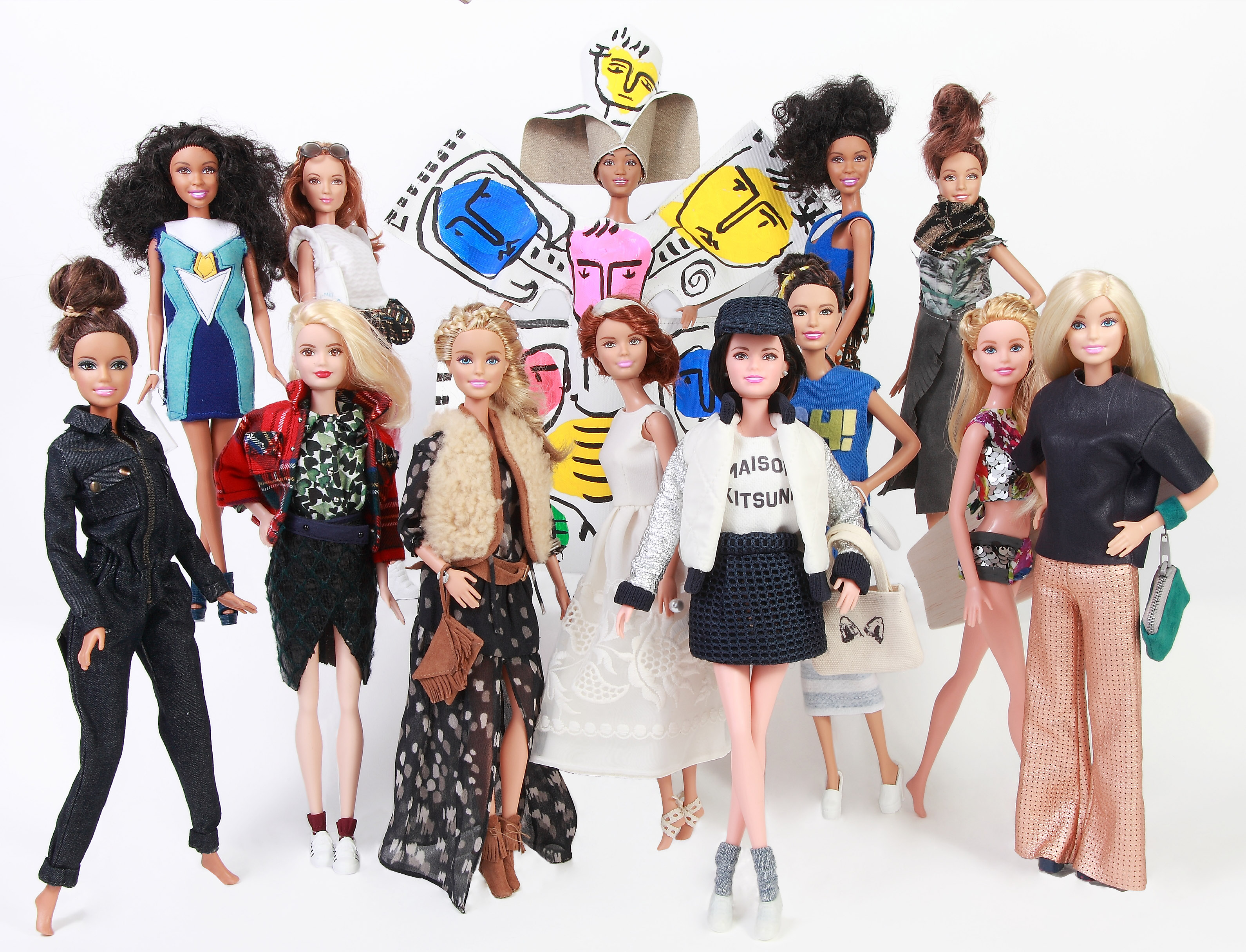 Barbie activities fashion makeover 89