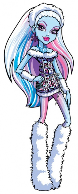 Monster High Abbey Bominable.jpg