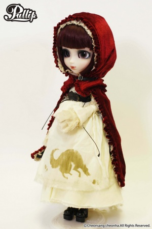 Промо фото Pullip Bloody Red Hood