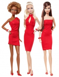 Barbie Basics Collection Red 2010.jpg