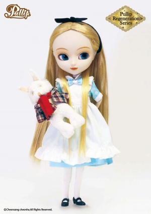 Промо фото Pullip Fantastic Alice Regeneration